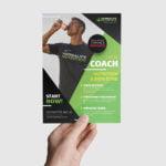 Flyer Coach Herbalife Nutrition Ronaldo - by WePrint