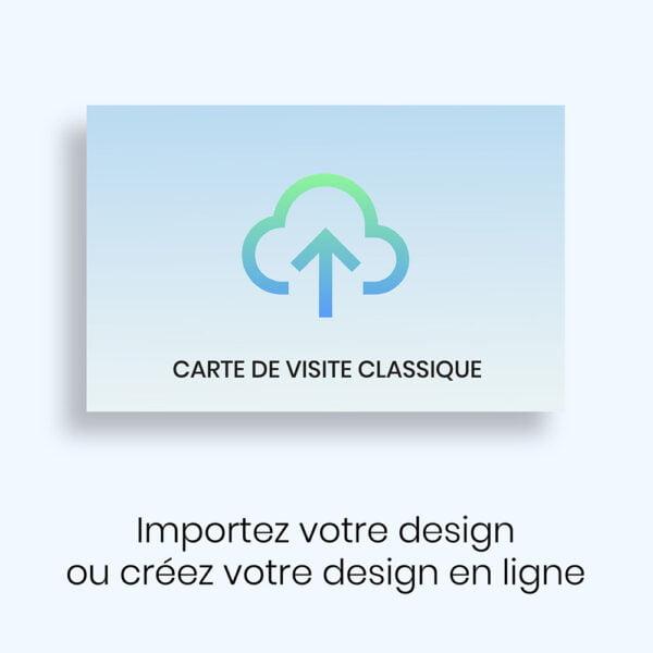 Créez votre carte de visite WePrint