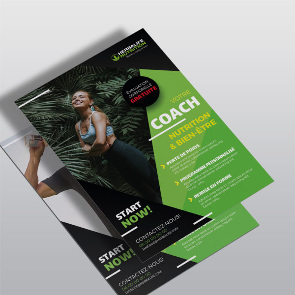 Flyer Herbalife Nutrition WePrint