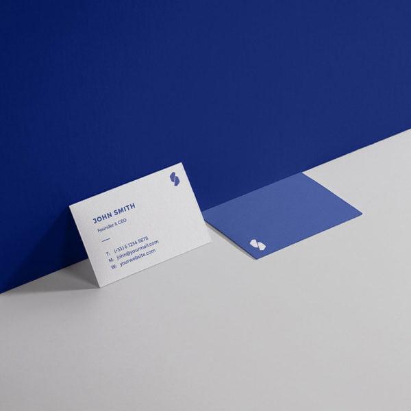 Carte de visite Simplicity two by WePrint (3)