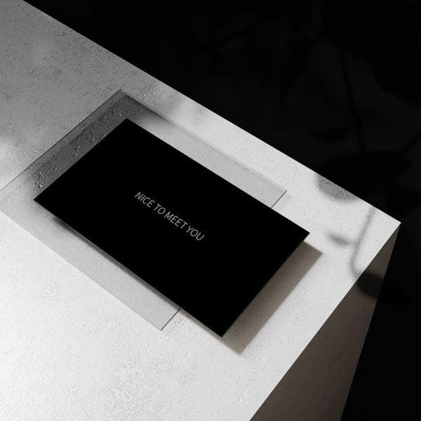 Carte de visite The Frame by WePrint (3)