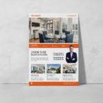 Flyer Immobilier WePrint