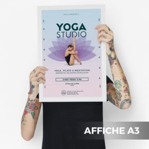 Affiches et Posters A3 WePrint