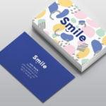 Carte de visite Smile
