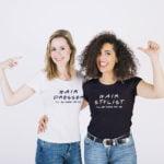 T-shirt Friends logo by WePrint (1)