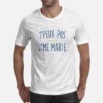 T-shirt homme evg personnalisé WePrint