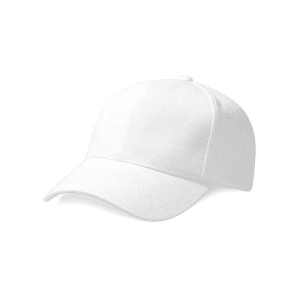 Casquette personnalisée blanche