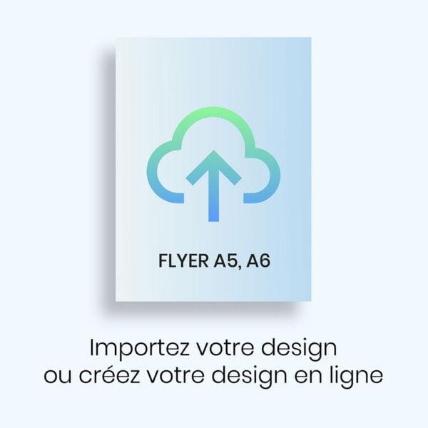 Créez votre Flyer WePrint