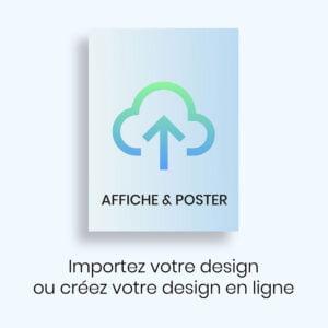 Créez votre affiche et poster WePrint