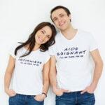 T-shirt personnalisé Medical Soignants by WePrint